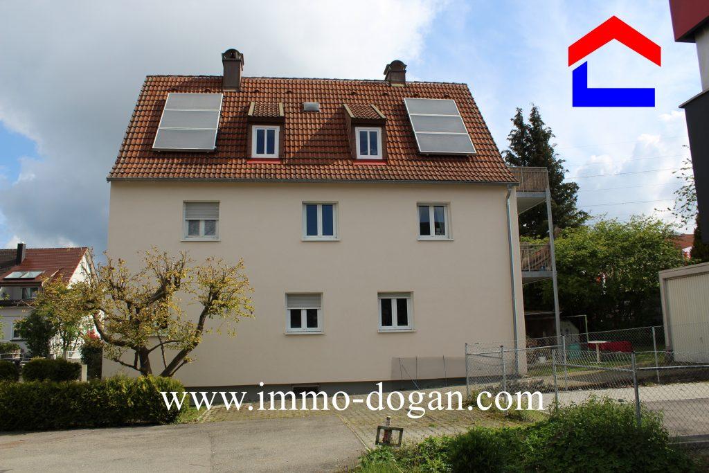 Dreifamilienhaus als Kapitalanlage in Ravensburg Dogan
