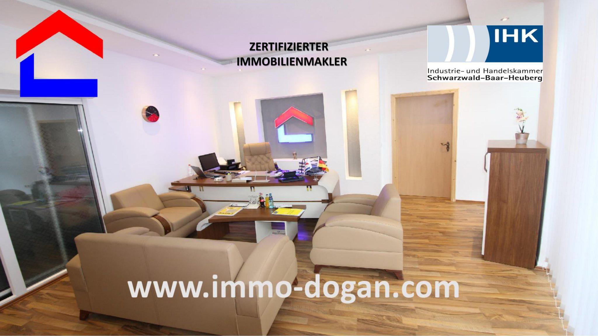 elegante und gro z gige 4 zimmer wohnung immendingen dogan immobilien immobilienmakler. Black Bedroom Furniture Sets. Home Design Ideas