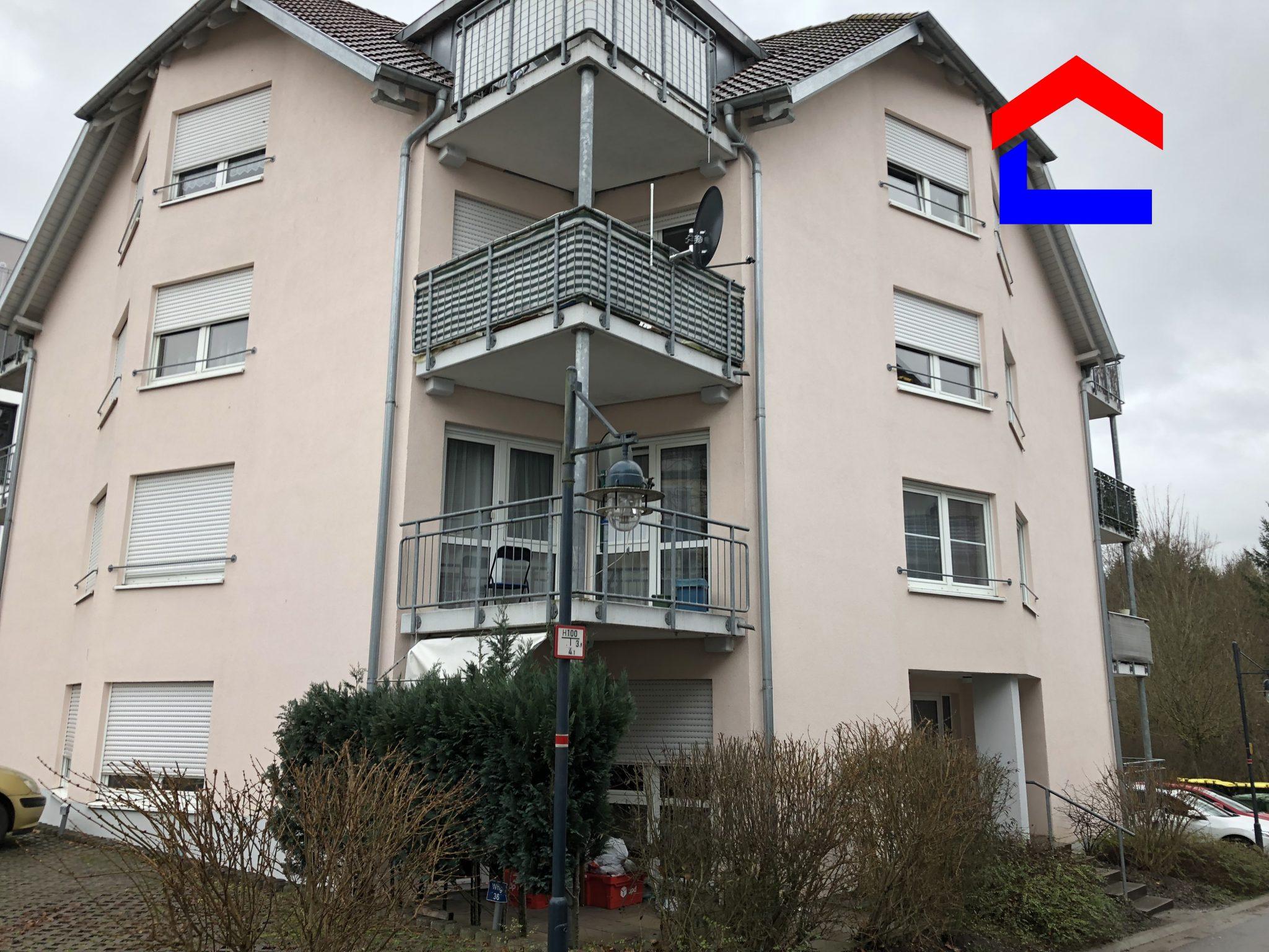 2 Zimmer Wohnung mit Terrasse und Tiefgarage Nagold