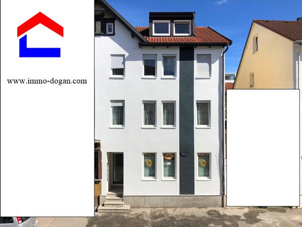 Zentrumslage: Wohn- und Geschäftshaus in Tuttlingen