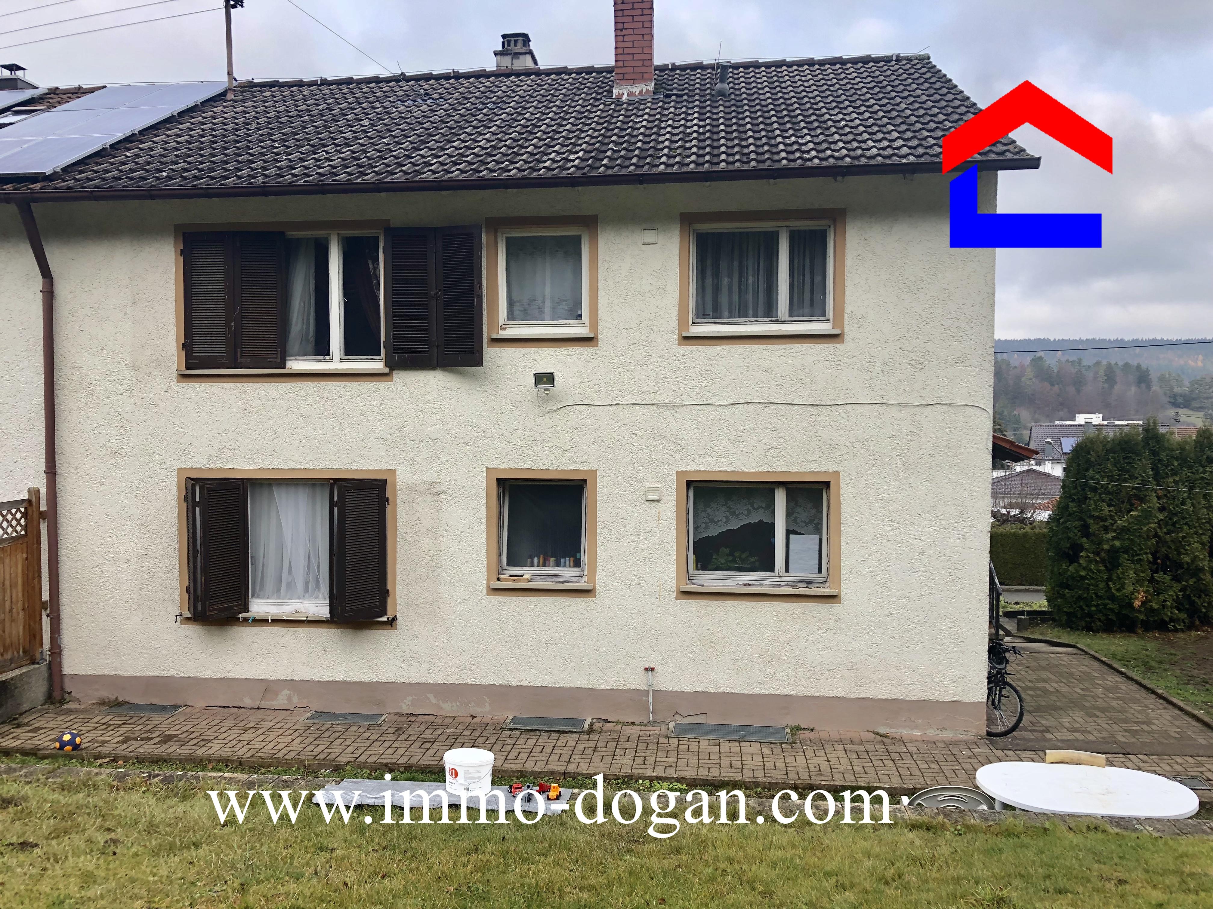 Doppelhaushälfte mit Garten Tuttlingen Dogan Immobilien