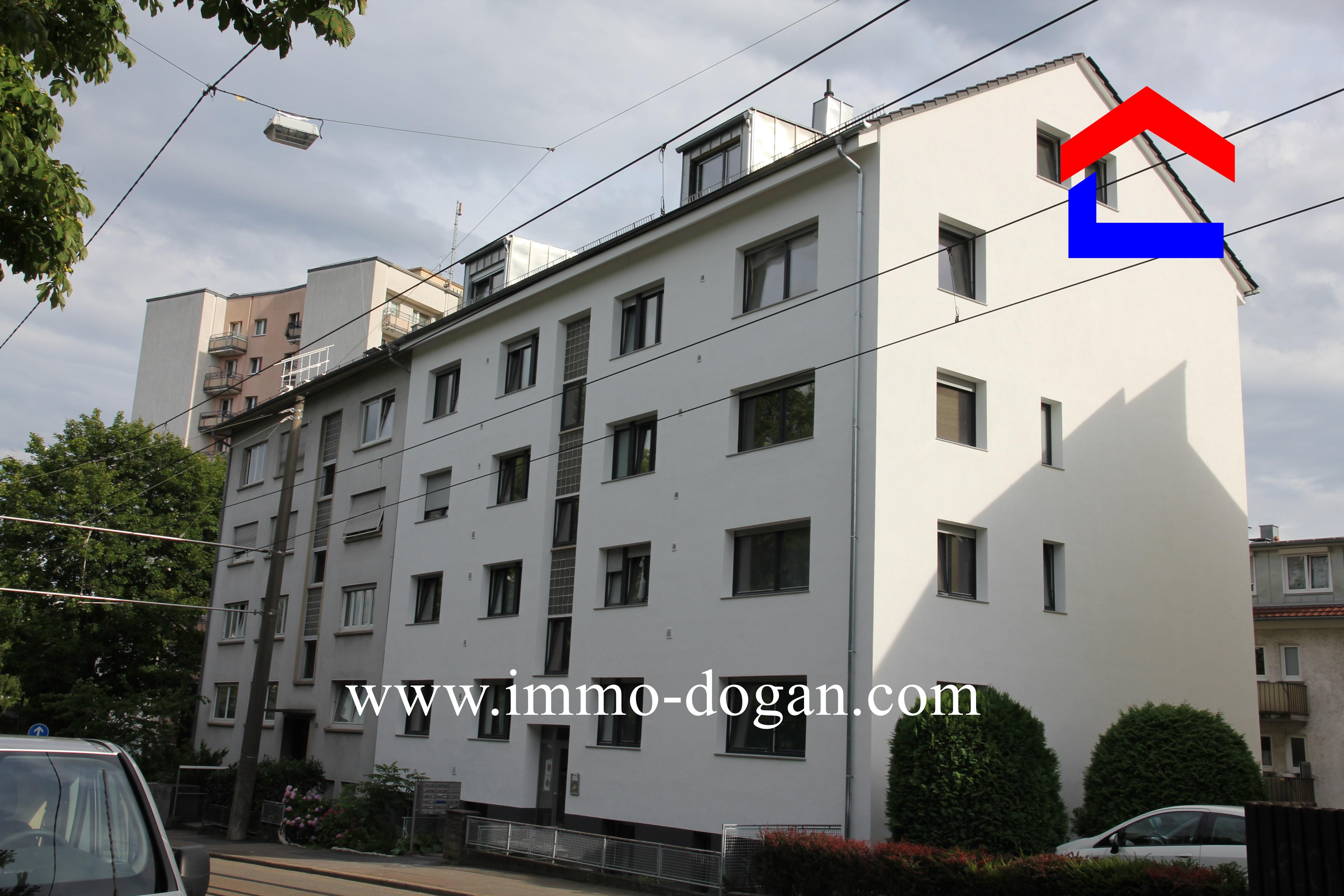 Wohnungen als Kapitalanlage in Stuttgart