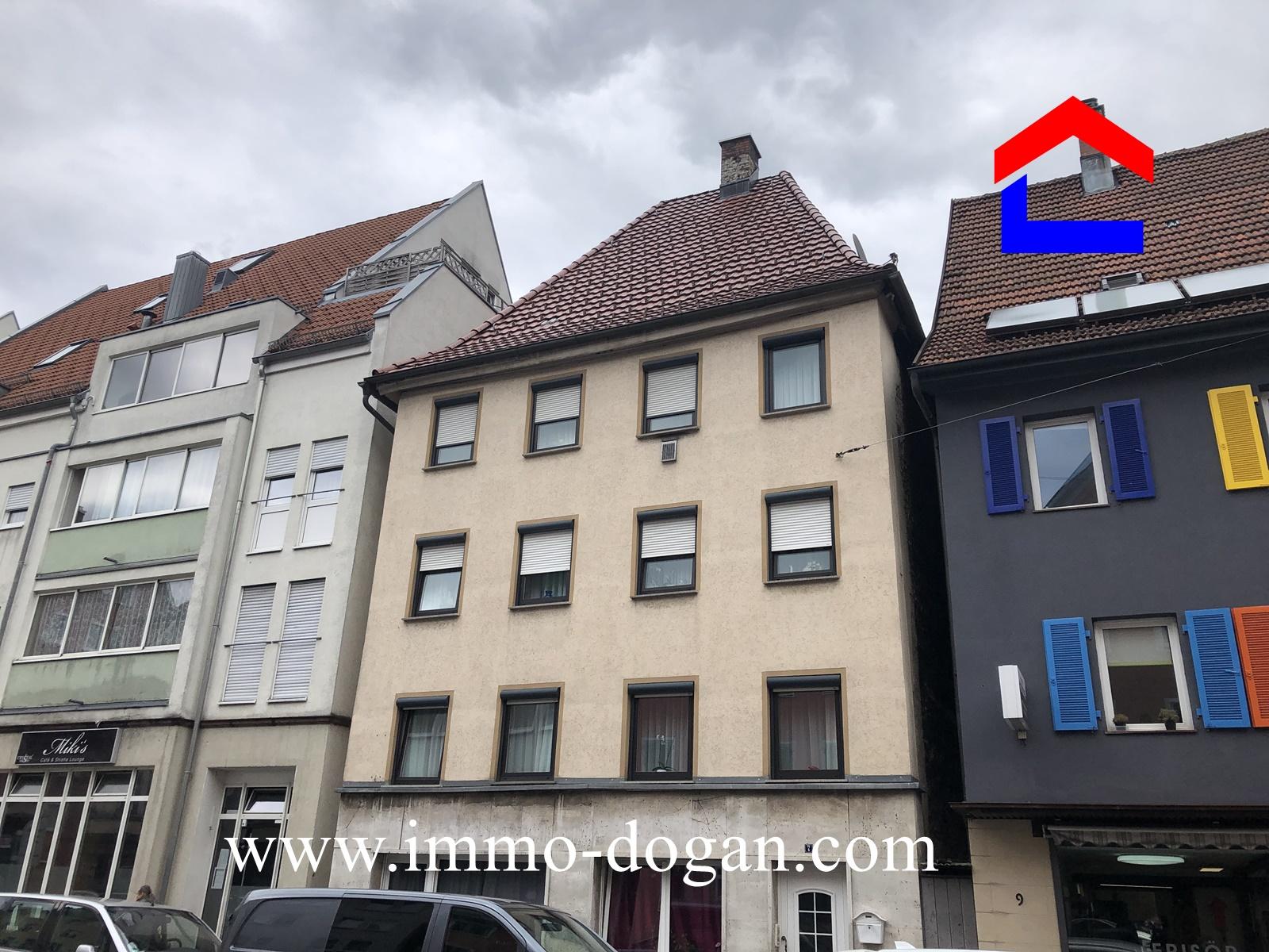 Wohn- und Geschäftshaus im Zentrum von Tuttlingen